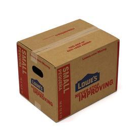 Small Cardboard Moving Box (Actual: 12-in x 16-in)