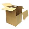 Large Cardboard Wardrobe Moving Box (Actual: 24.812-in x 35.812-in)