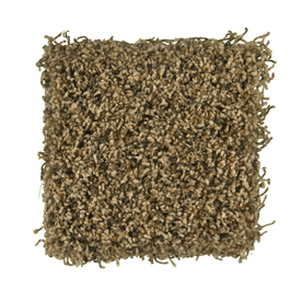 STAINMASTER Active Family Exemplary Brazil Nut Frieze Indoor Carpet