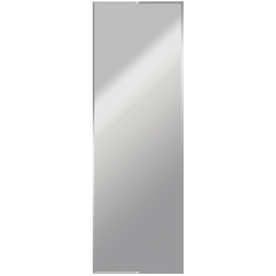 Dreamwalls 22-in x 68-in Silver Beveled Rectangle Frameless Traditional Wall Mirror