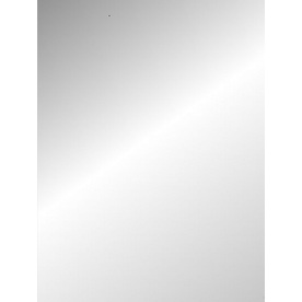 Gardner Glass Products 1/8-in x 36-in x 30-in Clear Mirrored Replacement Glass for Cabinets and Picture Frames