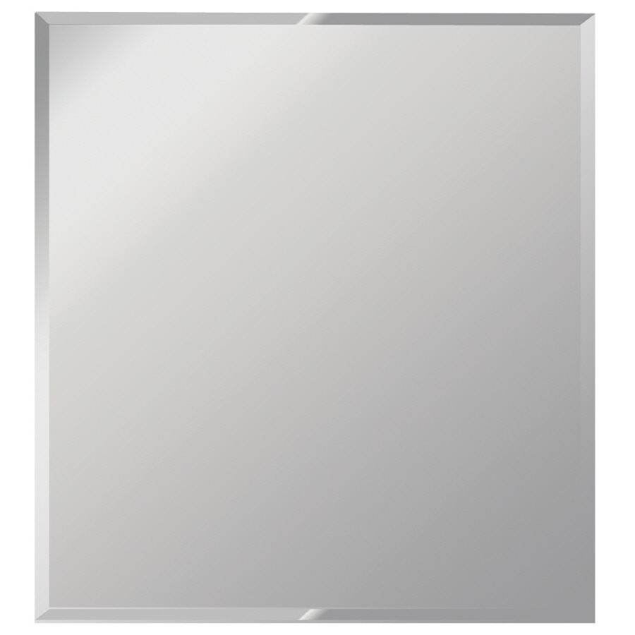 Shop Dreamwalls 36 In X 42 In Beveled Edge Wall Mirror At