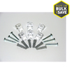 Style Selections Plastic Mirror Clips