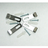 Style Selections Metal Mirror Clips