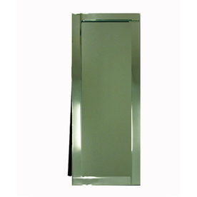allen + roth 22-in x 66-in Beveled Edge Mirror