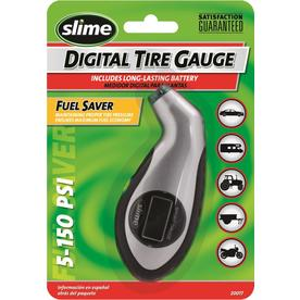 Slime 5-150 PSI Sport Digital Gauge