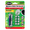 Slime 2-Pack Mini Magnet Pencil Gauges