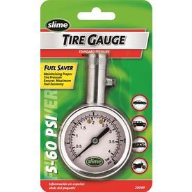 Slime Dial Tire Gauge