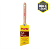 Purdy XL Glide Polyester and Nylon Blend Angle Sash Paint Brush (Common: 2.5-in; Actual: 2.5-in)
