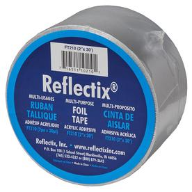 Reflectix 2-in x 30-ft Reflective Insulation Tape