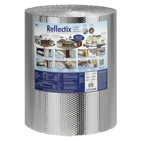 Reflectix 24-in x 100-ft Reflective Roll Insulation