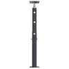 Tapco 34-in Adjustable Jack Post