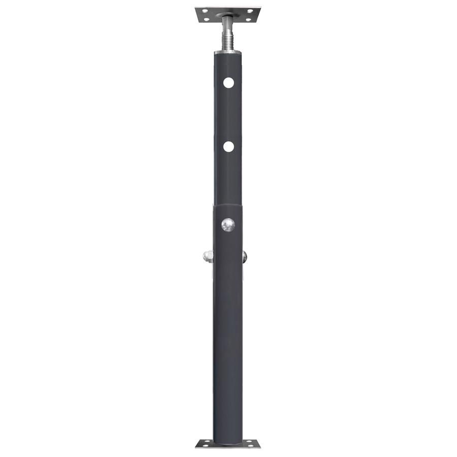Shop Tapco 56 In Adjustable Jack Post At Lowes Com