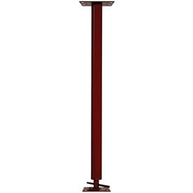 Tapco 7-ft 3-in to 7-ft 7-in Steel Adjustable Building Column