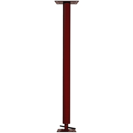Tapco 6-ft 3-in to 6-ft 7-in Steel Adjustable Building Column