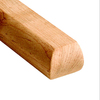 Crown Heritage 1-1/16-in x 1-1/4-in x 1-ft Oak Nosing Moulding (Pattern )