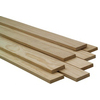 Kiln-Dried Radiata Pine Softwood Board (Common: 4-in x 8-ft; Actual: 0.75-in x 3.5-in x 8-ft)