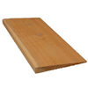 1-in x 8-in x 12-ft Kiln-Dried Western Red Cedar Board