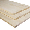 Clear Kiln-Dried Aspen Panel (Common: 3/4 x 24-in x 72-in; Actual: 0.75-in x 24-in x 72-in)