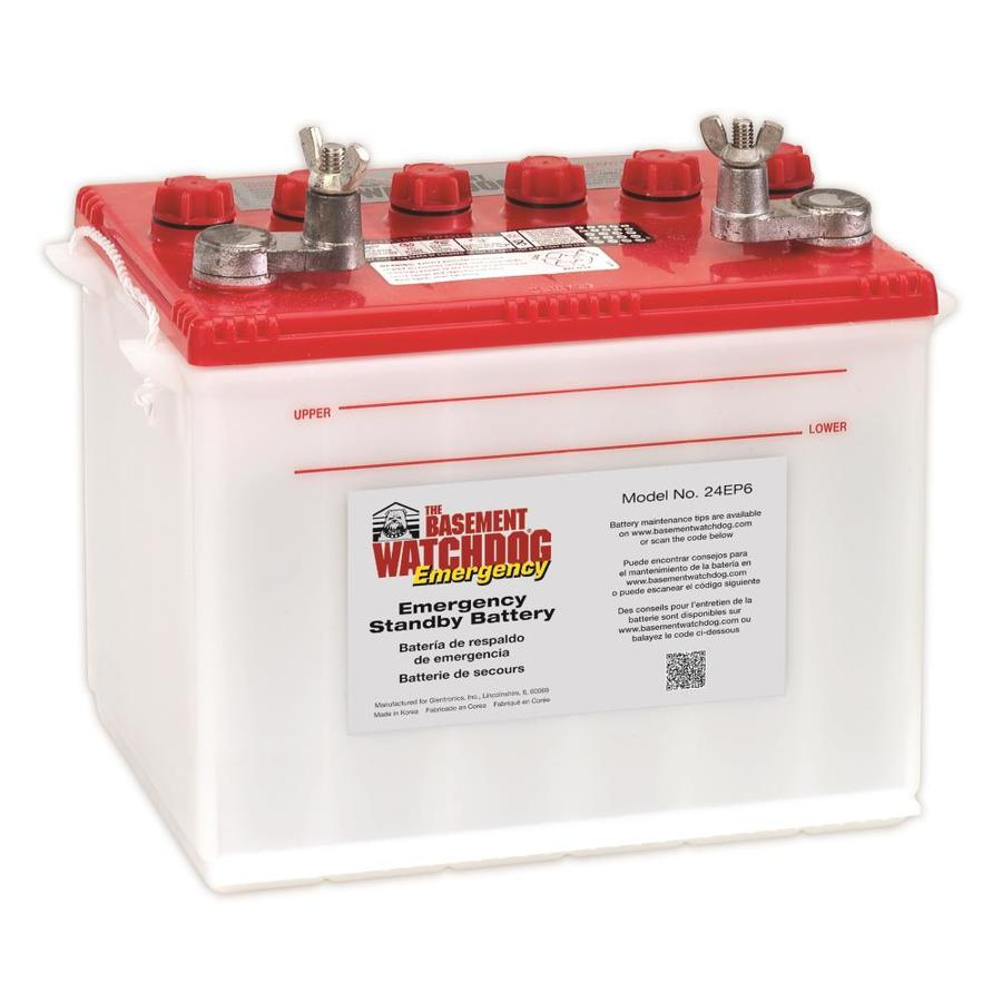 shop basement watchdog plastic battery at