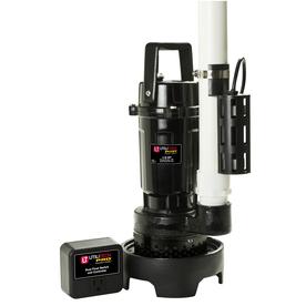 Utilitech 0.5-HP Aluminum Submersible Sump Pump