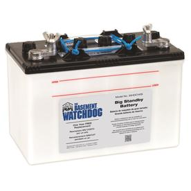 Basement Watchdog 7-1/2 Hour Standby Battery