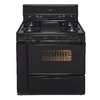 Premier 5-Burner Freestanding 3.9-cu ft Gas Range (Black) (Common: 36; Actual: 36-in)