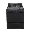 Premier 30-in Freestanding 3.9 cu ft Electric Range (Black)