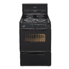 Premier 24-in Freestanding 2.9 cu ft Electric Range (Black)