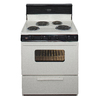 Premier 30-in Freestanding 3.9 cu ft Electric Range (Biscuit)
