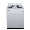 Premier 30-in Freestanding 3.9 cu ft Electric Range (White)