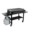 Blackstone Blackstone 4-Burner (60,000-BTU) Liquid Propane Gas Griddle