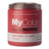 MyColor inspired by PANTONE 35 fl oz Interior Eggshell Tomato Paint and Primer in One