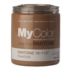 MyColor inspired by PANTONE 35 fl oz Interior Eggshell Rawhide Paint and Primer in One