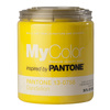 MyColor inspired by PANTONE 35 fl oz Interior Eggshell Dandelion Paint and Primer in One