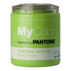 MyColor inspired by PANTONE 1-Quart Exterior Eggshell Smooth Texture Green Flash Paint and Primer in One