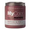MyColor inspired by PANTONE 35 fl oz Interior Eggshell Renaissance Rose Paint and Primer in One