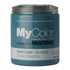 MyColor inspired by PANTONE 35 fl oz Interior Eggshell Ocean Depths Paint and Primer in One