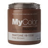 MyColor inspired by PANTONE 35 fl oz Interior Eggshell Cocoon Paint and Primer in One