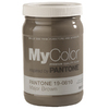 Restore 30 fl oz  Interior Eggshell Major Brown Paint and Primer in One