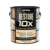 Rust-Oleum Restore Tintable Solid Exterior Stain (Actual Net Contents: 116-fl oz)