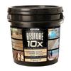 Restore 3-Gallon Exterior Flat Porch and Floor Tint Base Paint and Primer in One