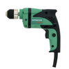 Hitachi 6-Amp 3/8-in EVS Reversible Drill with Case