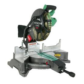 Hitachi 12-in 15-Amp Bevel Laser Compound Miter Saw