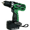 Hitachi 2-Tool 14.4-Volt Nickel Cadmium (NiCd) Cordless Combo Kit with Hard Case