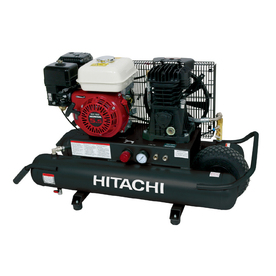 Hitachi 4-HP 8-Gallon 145 PSI Gas Air Compressor