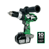 Hitachi Bare Tool 18-Volt 1/2-in Cordless Lithium Ion Driver Drill with Case
