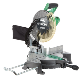Hitachi 10-in 15-Amp Compound Miter Saw