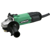 Hitachi 4-in 5-Amp Sliding Switch Corded Angle Grinder