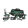 Hitachi 18-Volt Lithium Ion Cordless Combo Kit